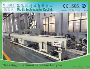 Plastic PE PP LDPE Agriculture Irrigation Pipe/Tube Extrusion Production Line pictures & photos