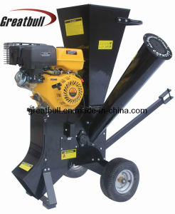 13HP Gasoline Edge Wood Machine Branch Chipper (GBD-601C)