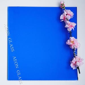 CE Certificate 4mm, 5mm, 5.5mm, 6mm Dark Blue Tinted Float Glass pictures & photos