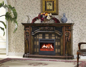 Electric Fireplace for Home Decoration and Heating (630) pictures & photos