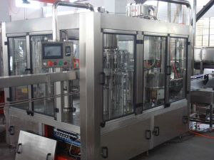 Juice Bottling Machine for Sale (RCGF24-24-8) pictures & photos