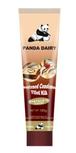 Sweetened Condensed Filled Milk(chocolate flavor)