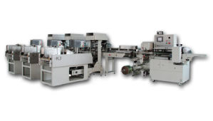 Full Automatic Long Cut Pasta Packaging Line pictures & photos