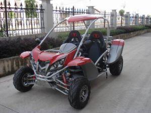 Red Go Kart 250CC With EEC (RLG2-250DZ)