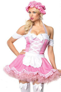 2010 Sexy Lingerie - Country Girl Costume