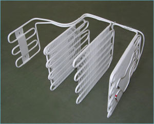 Multi-Layer Coated Wire on Tube Evaporator of Refrigerator Freezer Cooler