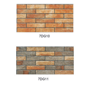 3D Inkjet Ceramic Stone Look Wall Tiles for Fireplace pictures & photos