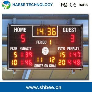 Shanghai 2014 Stadium Soccer Scoreboard
