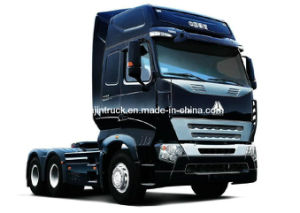 HOWO A7 High Roof Tractor Truck pictures & photos