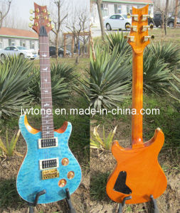 Quilted Maple Top Electric Guitar pictures & photos