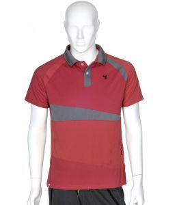 Best Quality New Design Short Sleeve Men Polo T Shirt pictures & photos