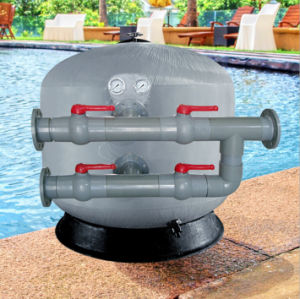China Factory Offer Side Mounted Swimming Pool Aqua Sand Filter