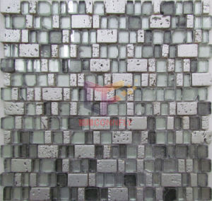 Art Design Resin with Cracked Crystal Mosaic Tiles (CSR079) pictures & photos