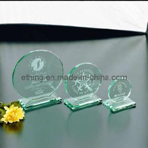 Jade Glass Circle Award (CA-1264) pictures & photos