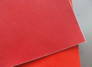 Glass Fiber Cloth with Silicone Rubber Coated pictures & photos