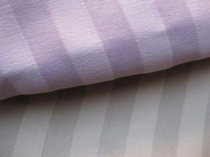 Wide Stripe Blackout Curtain Fabric (YAJI A-013)