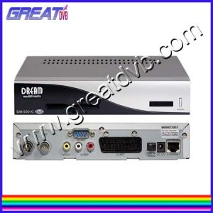 Dreambox 500s Dm 500 Satellite Receiver Set Top Box Linux Receiver (DM500S)