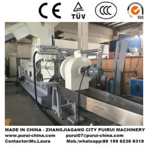 High Output and Competitive Price PP PE Plastic Granulator Machine pictures & photos