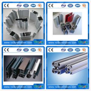 Custom Aluminum/Aluminium Extruded Profiles for Windows and Door pictures & photos