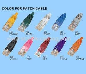 RJ45 Plug- Cat3 Keystone Jake- Cat5 Keystone Jake- CAT6 Keystone Jake pictures & photos