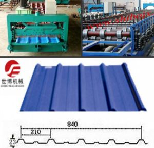 CE Certificate Wall Decoration Board Roll Forming Machines
