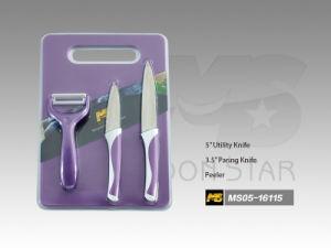 Cutting Board Series Kitchen Knife (MS05-16115)