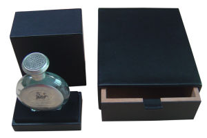 High-End OEM Design Fine Quality Leather Perfume Box (YY-BO315) pictures & photos