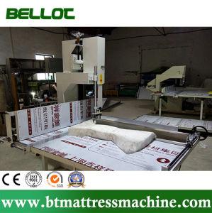 Small Foam Upright Cutting and Foam Cutting Machine