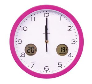 RC LCD Clock - 7164