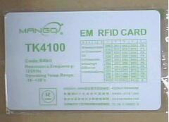 ID Card (RFID-TK4100/4102)