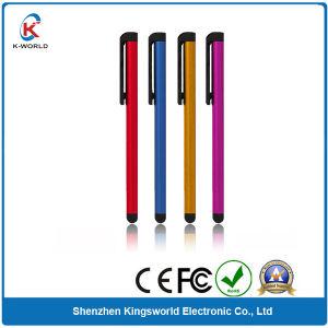 Capacitive Plastic Mini Stylustouch Pen (KW-0370) pictures & photos