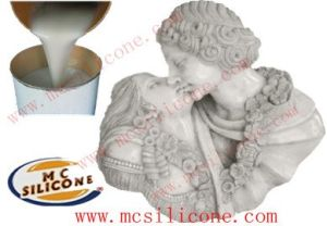 Mold Making Silicone Rubber for Sculpture Molding pictures & photos