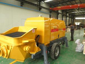 Trailer Mounted Concrete Pump (HBTS50-13-93R)