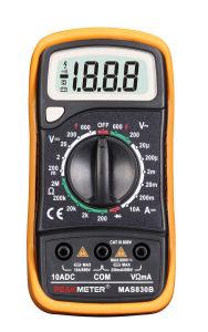 Low Price Mas830b Digital Multimeter with 2000 Counts Digital Multimeter