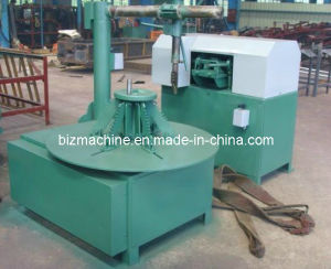 tyre ring cutting machine pictures & photos