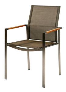 Stainless Steel Chair & Chair (SAC003ST)