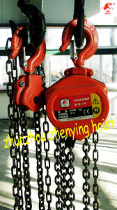 1-10t Chain Hoist/ Block with CE ISO High Quality Industrial