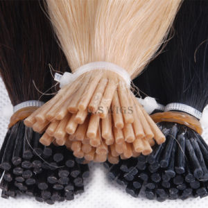 Prebonded Indian Remy I Tip Hair Extension pictures & photos
