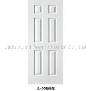 White Primer MDF Moulded Door Skins (JL-008)