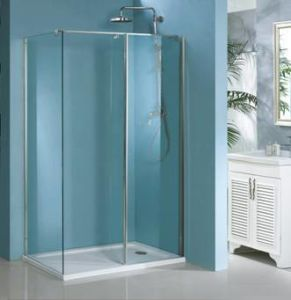 Walk in Shower Enclosure & Shower Room (HM1382)
