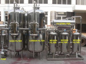Water Treatment Equipment Plant (WT-RO-7) pictures & photos