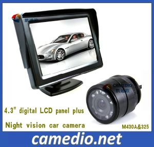 4.3 Inch Night Vision Back up Rear Camera System pictures & photos