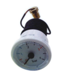 Water Pressure Gauge and Thermostat-IMIT