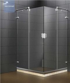 New Design Stainless Steel Hardware Shower Doors MP-2864