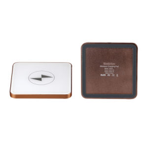 Portable Slim Wireless Charger of Qi Standard pictures & photos