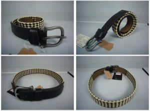 Leather Belt (1660010-222)