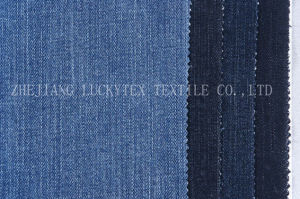 Cotton / Spandex Denim (F07328NDB-MH)