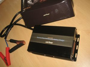 12V 30A Desulfation Automatic Battery Charger
