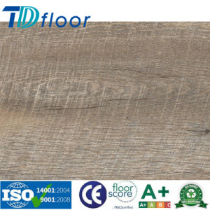5.0mm Commercial Wood PVC Plank Loose Lay Vinyl Flooring pictures & photos