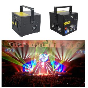 10W G532 Green RGB High Speed Scanning Laser Show System pictures & photos